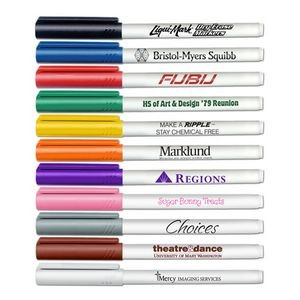 Liqui-Mark® Fine Point Dry Erase Marker